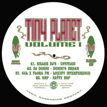 "variés: Tiny Planet Vol. 1 [12""]"
