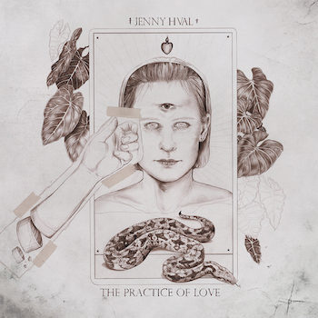 Hval, Jenny: The Practice of Love [LP beige]