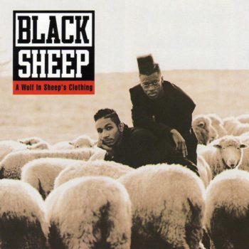 Black Sheep: A Wolf In Sheep's Clothing [LP blanc]