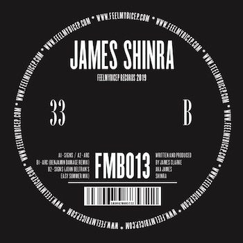 "Shinra, James: Signs - incl. remixes par Benjamin Damage & John Beltran [12""]"