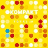 variés: Kompakt Total 19 [2xLP]