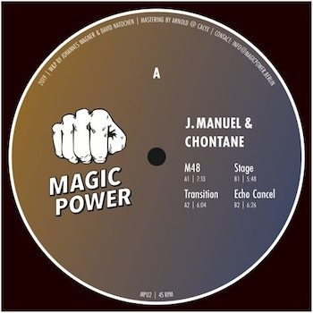 "Chontane & J.Manuel: Magic Power 02 [12""]"