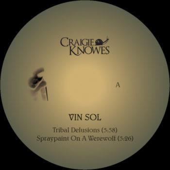 """Vin Sol: Supernatural EP [12""""]"""
