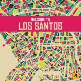 Alchemist & Oh No: Welcome To Los Santos [2xLP colorés]
