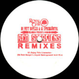"DJ Fett Burger & DJ Speckguertel: Red Scorpions Remixes [12""]"