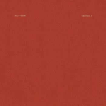 "Frahm, Nils: Encores 3 [12""]"