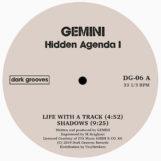 "Gemini / Spencer Kincy: Hidden Agenda / Tangled Thoughts [12""]"
