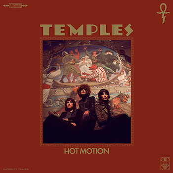 Temples: Hot Motion [CD]