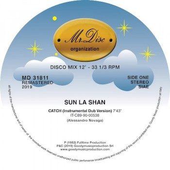 "Sun La Shan: Catch [12""]"