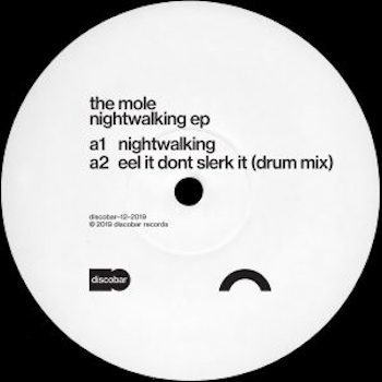 "Mole, The: Nightwalking EP [12""]"