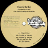 "Cosmic Garden: Promise Of The Sun - incl. remix par Glenn Underground [12""]"