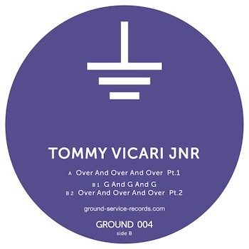 "Vicari Jr., Tommy: Over And Over And Over Pts. 1 & 2 / G And G And G [12""]"