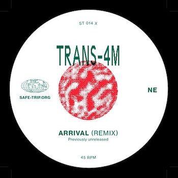 """Trans-4M: Arrival / Amma Mixes [12""""]"""