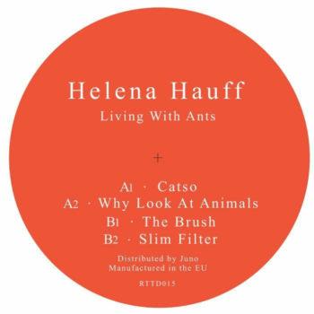 "Hauff, Helena: Living With Ants [12""]"