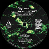 "Escape Artist: Supernature EP [12""]"