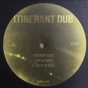 """Itinerant Dubs: It's Magic [12""""]"""