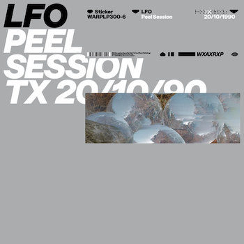 "LFO: Peel Session [12""]"