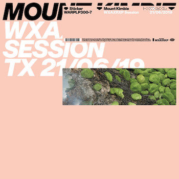 "Mount Kimbie: WXAXRXP Session [12""]"