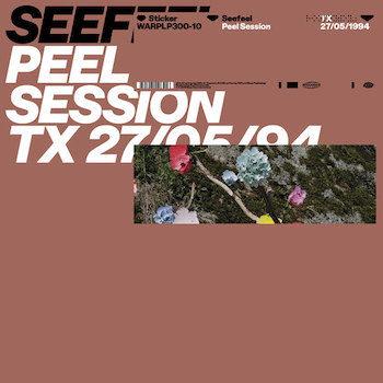 """Seefeel: Peel Session [12""""]"""