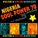 variés: Soul Jazz Records presents: Nigeria Soul Power 70 [CD]