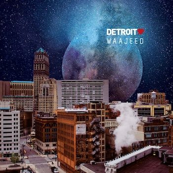 variés; Waajeed: Detroit Love Vol. 3 [2xLP]