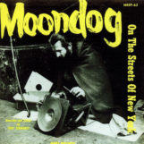 Moondog: On The Streets Of New York [LP]