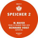 """Mayer, Michael / Reinhard Voigt: Speicher 2 [12""""]"""