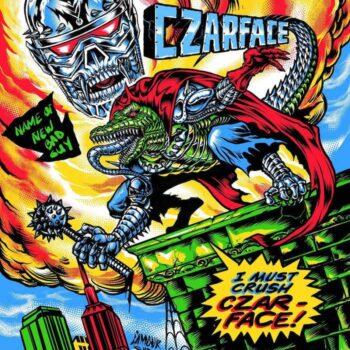 Czarface: The Odd Czar Against Us [LP vert]