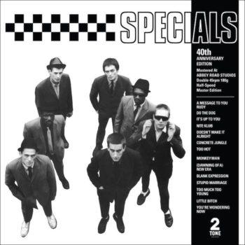 Specials, The: The Specials – édition 40e anniversaire – bande maitresse half-speed [2xLP]