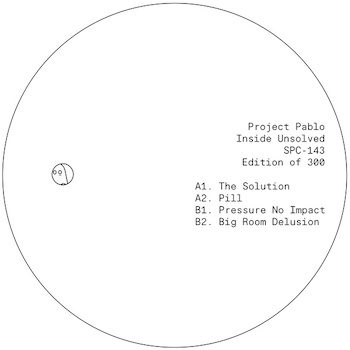 "Project Pablo: Inside Unsolved [12""]"
