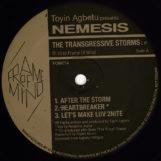 "Toyin Agbetu pres. Nemesis: The Transgressive Storms EP [12""]"