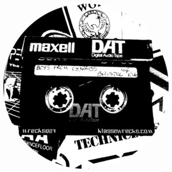 "Boys from Chariss, The: DAT 91-99 EP [12""]"
