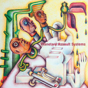 "Planetary Assault Systems: Plantae [2x12""]"