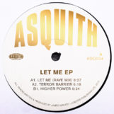 "Asquith: Let Me EP [12""]"