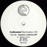 "Versalife: Equation of Motion EP [12""]"