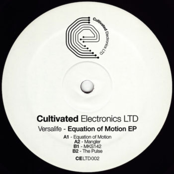 "Versalife: Equation of Motion EP [12""]"