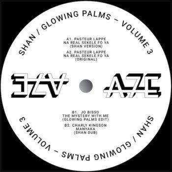 "variés vs. Shan & Glowing Palms: Africa Seven Presents A7 Edits Volume 3 [12""]"