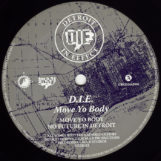 "D.I.E.: Move Yo Body [12""]"