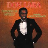 Laka, Don: I Wanna Be Myself [LP]