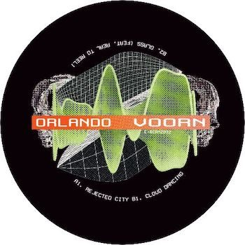 "Voorn, Orlando: Rejected City [12""]"