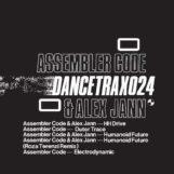 """Assembler Code & Alex Jann: Dance Trax Vol. 24 [12""""]"""