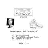 """Hyperinteger: Shifting Season [12""""]"""