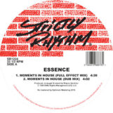 "Essence: Moments In House [12""]"