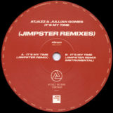 "Atjazz & Jullian Gomes: It's My Time – incl. remixes par Jimpster [12""]"