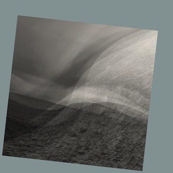 Davis & Scanner, Gareth: Footfalls [LP]