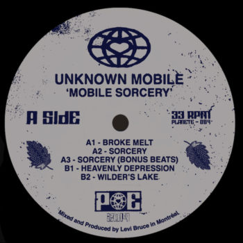 "Unknown Mobile: Mobile Sorcery [12""]"