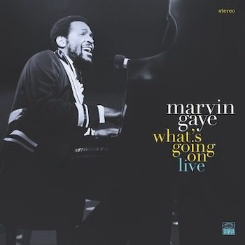 Gaye, Marvin: What's Going On – Live [2xLP]