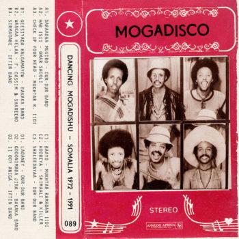 variés: Mogadisco – Dancing Mogadishu (Somalia 1972-1991) [CD]
