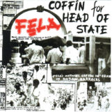 Kuti & Africa 70, Fela Anikulapo: Coffin For Head Of State [LP]
