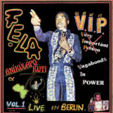 Kuti & Africa 70, Fela Anikulapo: V.I.P. (Vagabonds In Power) [LP]